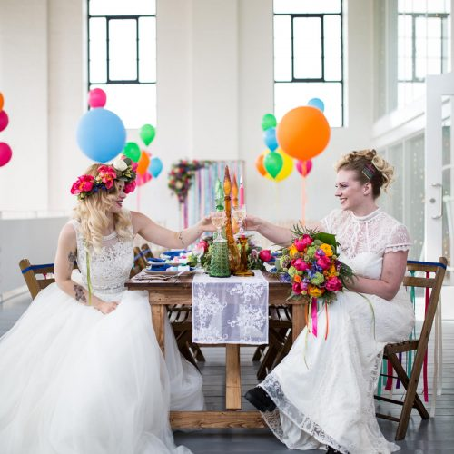 Colour Pops + Brides Who Rock - Florence Berry Photography-250